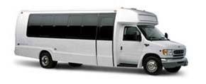 18 Passenger Minibus Rental